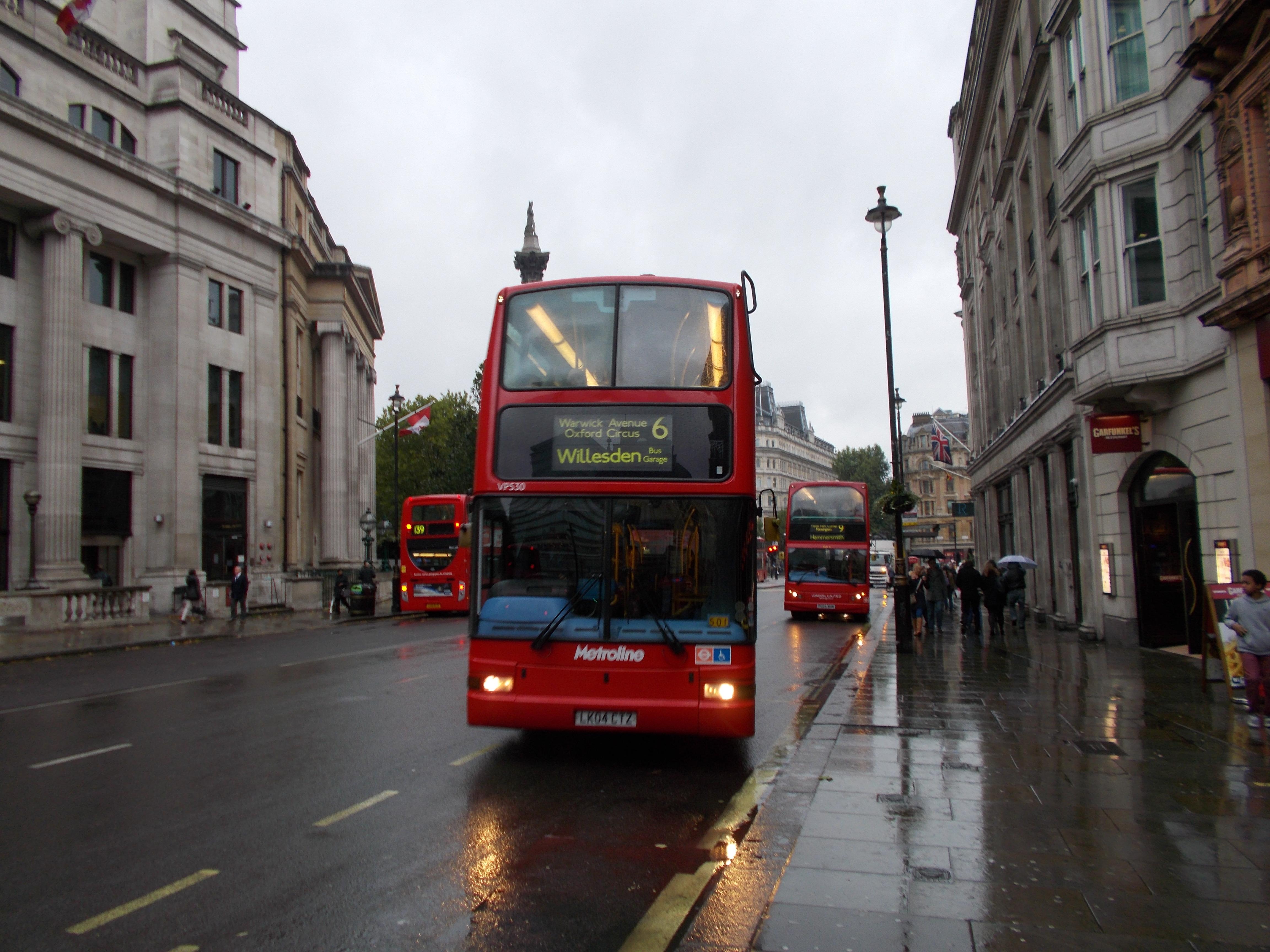 November 2013 Legendary London Bus Blog